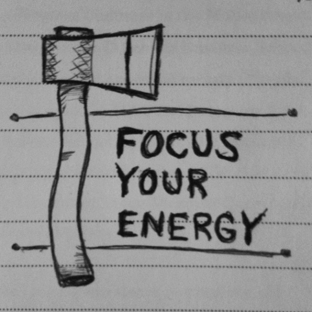 Focus Your Energy Brent Manke