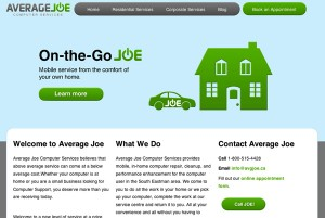 Average Joe Computer Services | avgjoe.ca