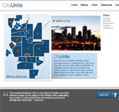 City Unite Website | cityunite.org