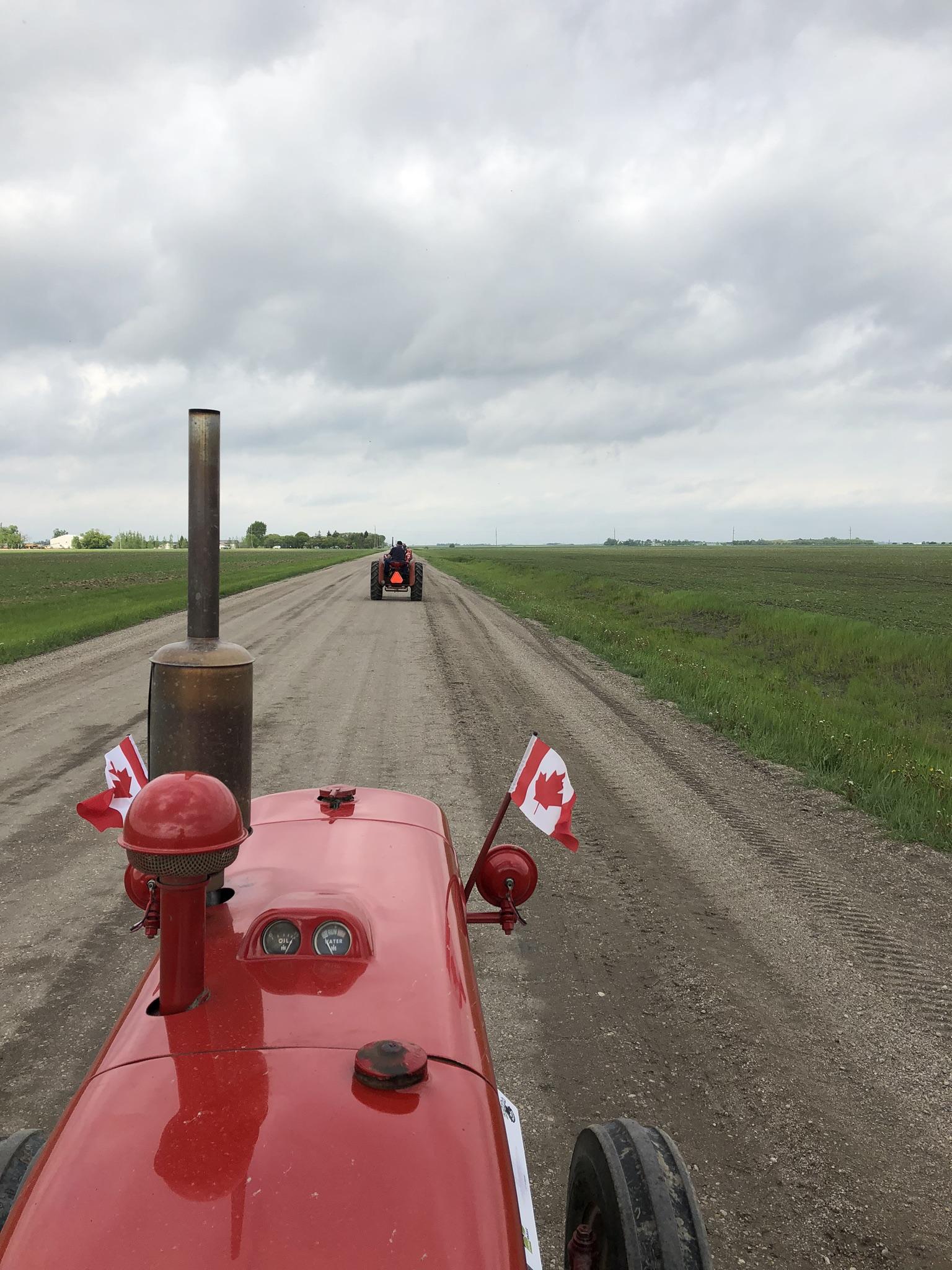 Tractor Trek 2019